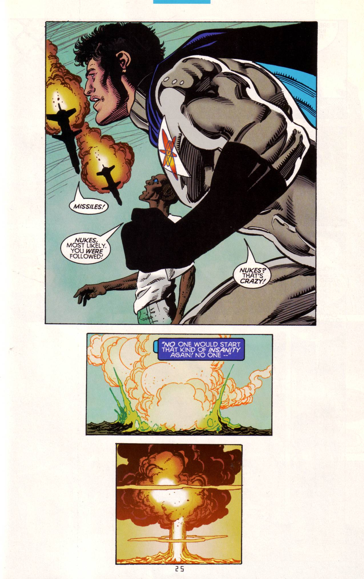 Read online Tangent Comics/ The Atom comic -  Issue # Full - 26