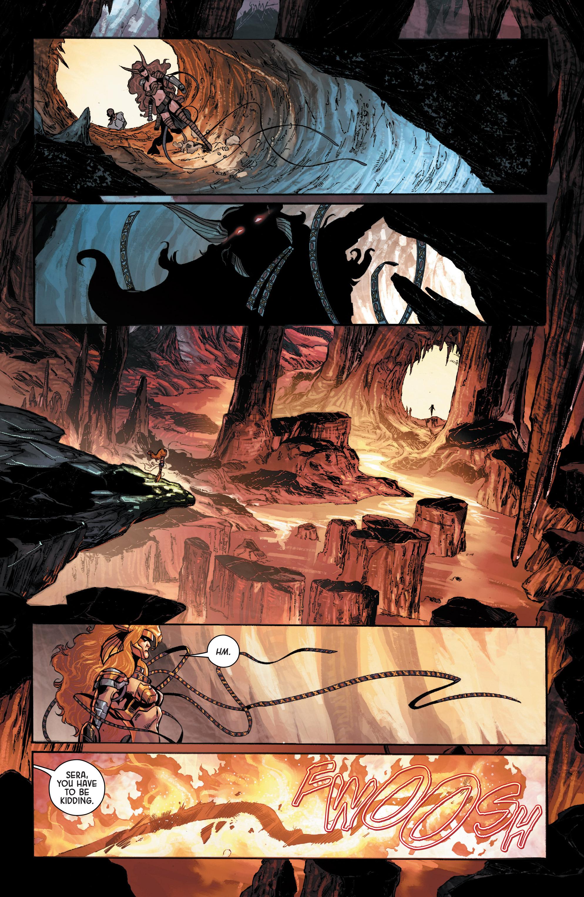 Read online Angela: Asgard's Assassin comic -  Issue #3 - 9