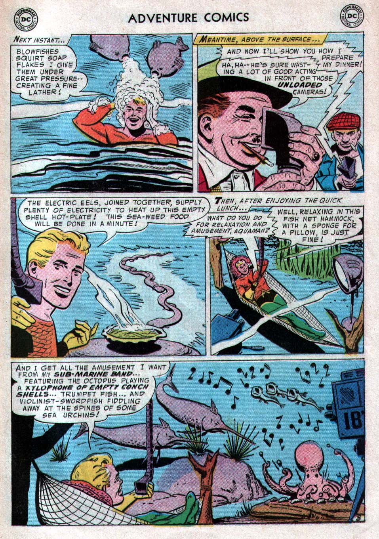 Read online Adventure Comics (1938) comic -  Issue #227 - 19
