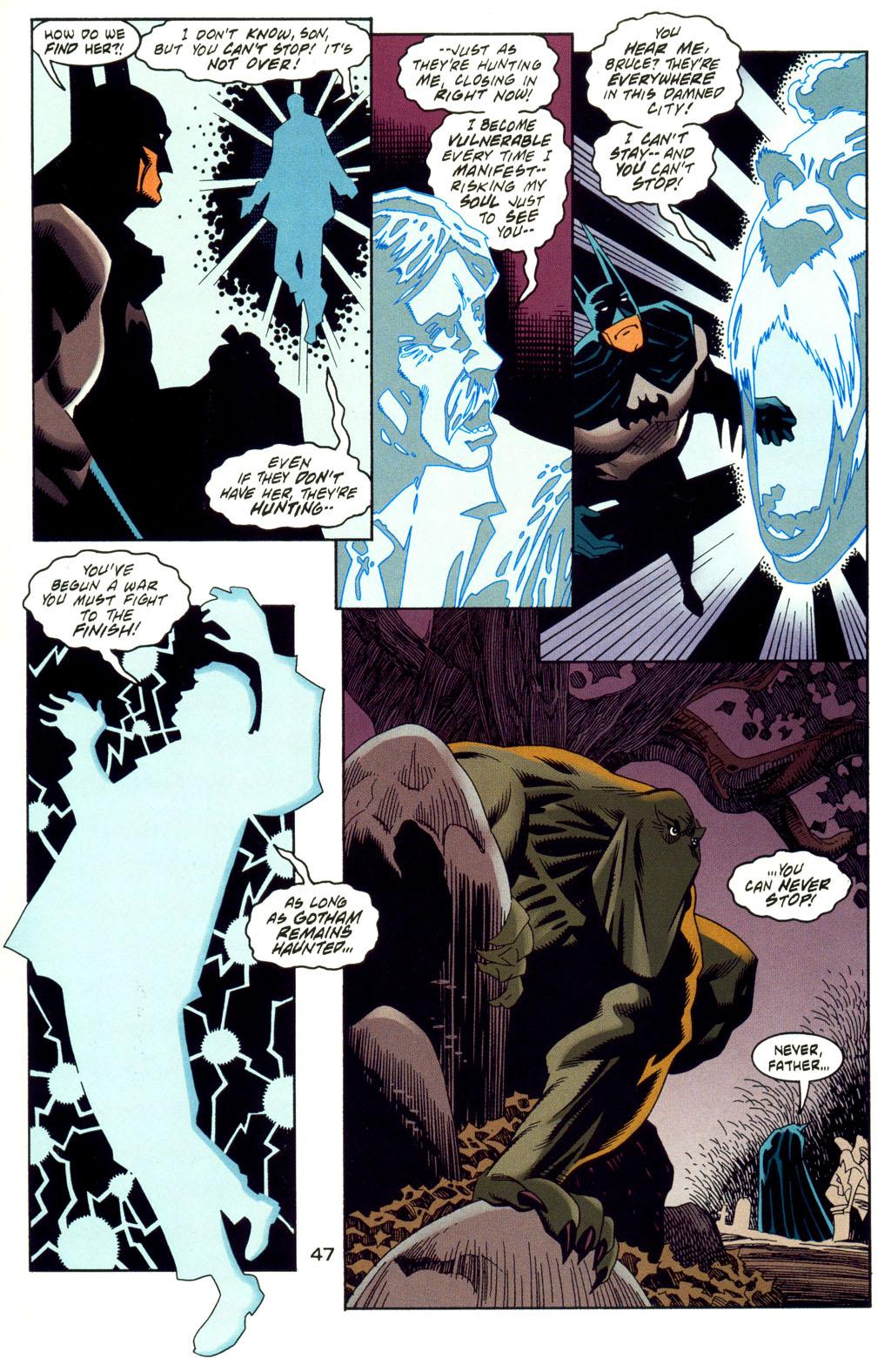 Read online Batman: Haunted Gotham comic -  Issue #2 - 49