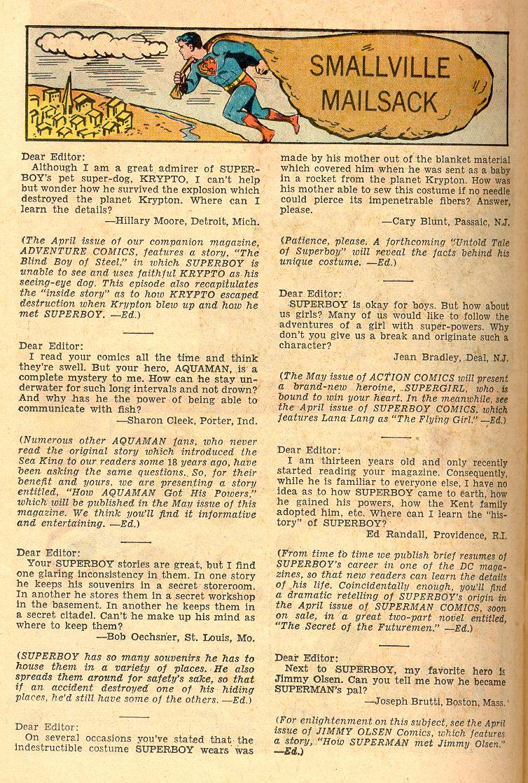 Read online Adventure Comics (1938) comic -  Issue #258 - 26