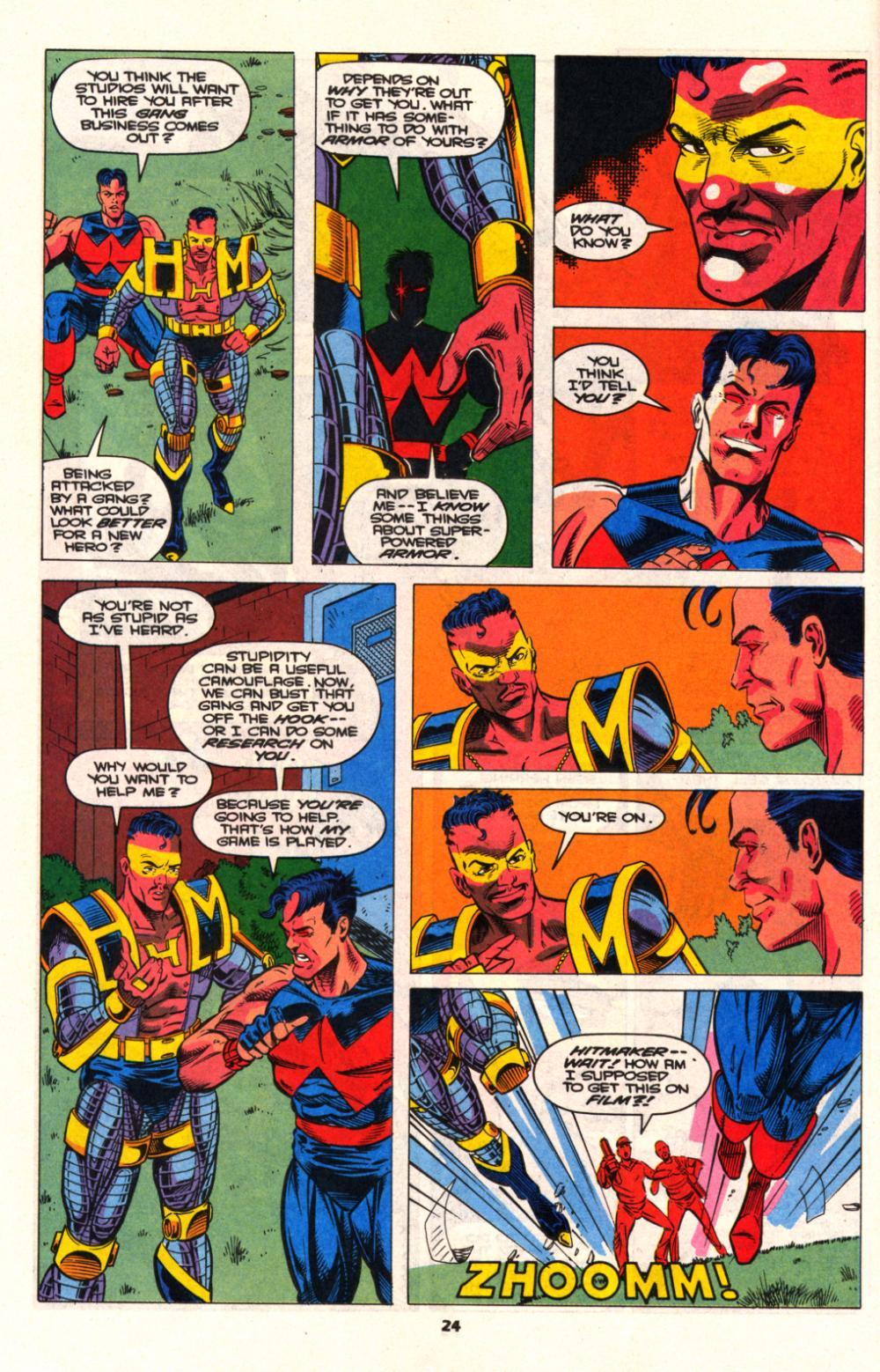 Read online Wonder Man (1991) comic -  Issue # _Annual 2 - 23