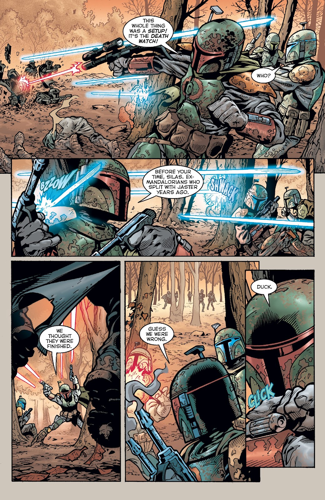 Read online Star Wars Legends Epic Collection: The Menace Revealed comic -  Issue # TPB (Part 1) - 42