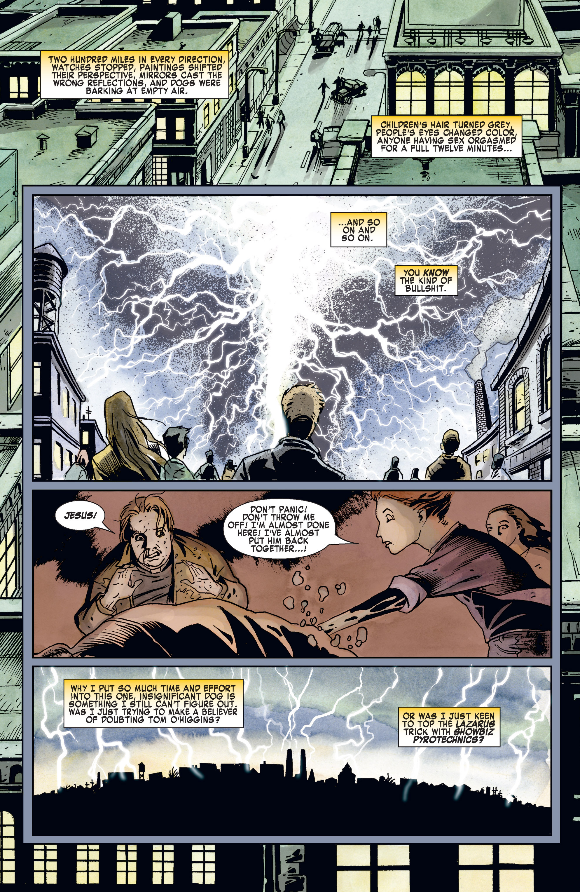 Read online American Jesus comic -  Issue # TPB - 72