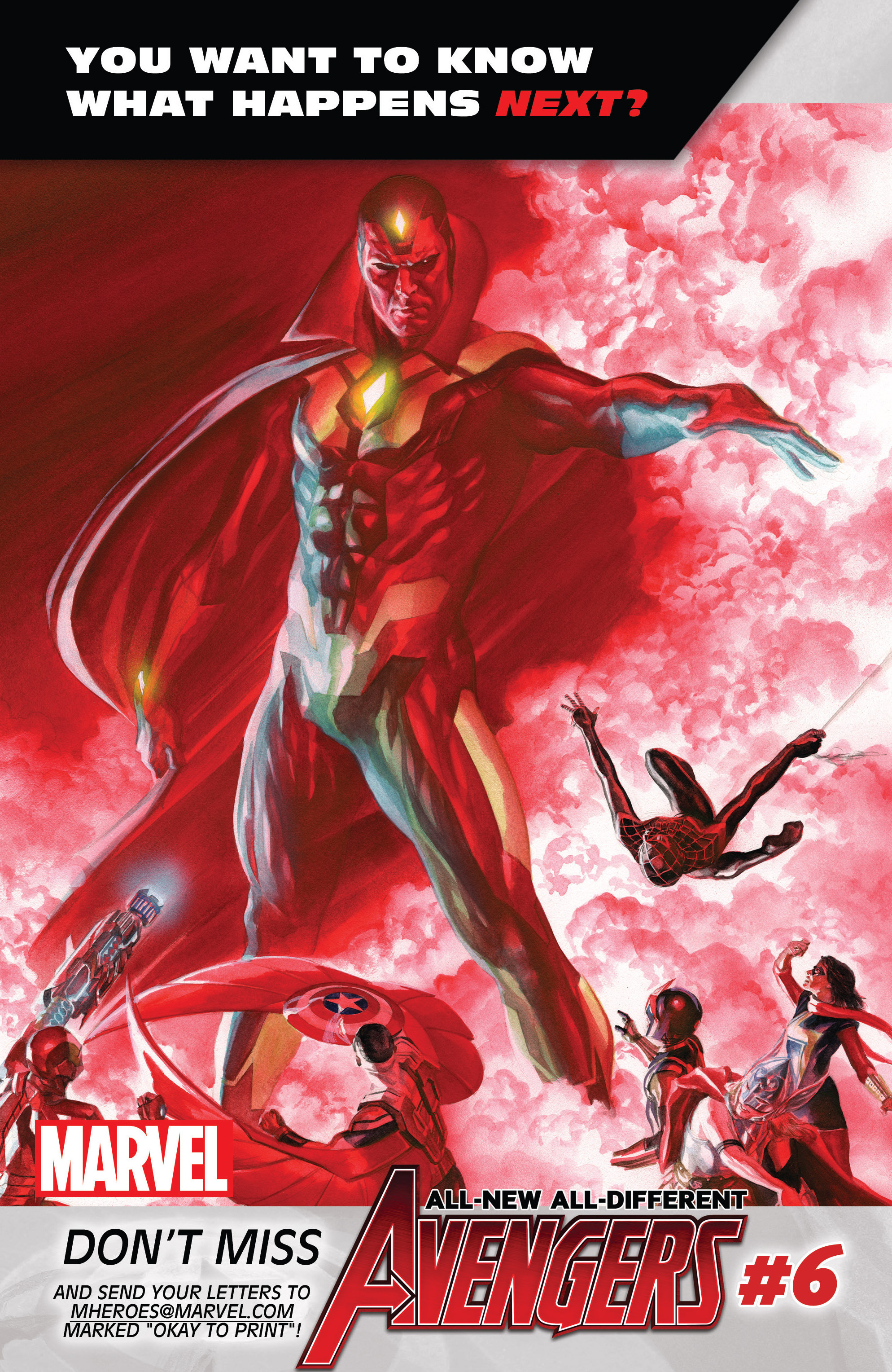 Read online All-New, All-Different Avengers comic -  Issue #5 - 23