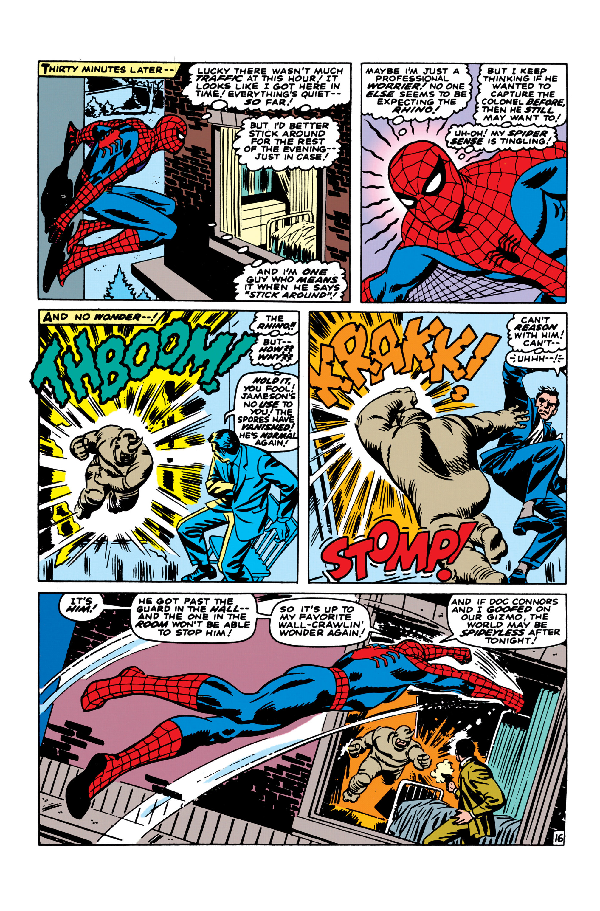 The Amazing Spider-Man (1963) 43 Page 16
