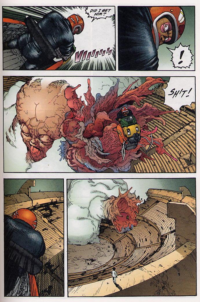 Read online Akira comic -  Issue #31 - 40