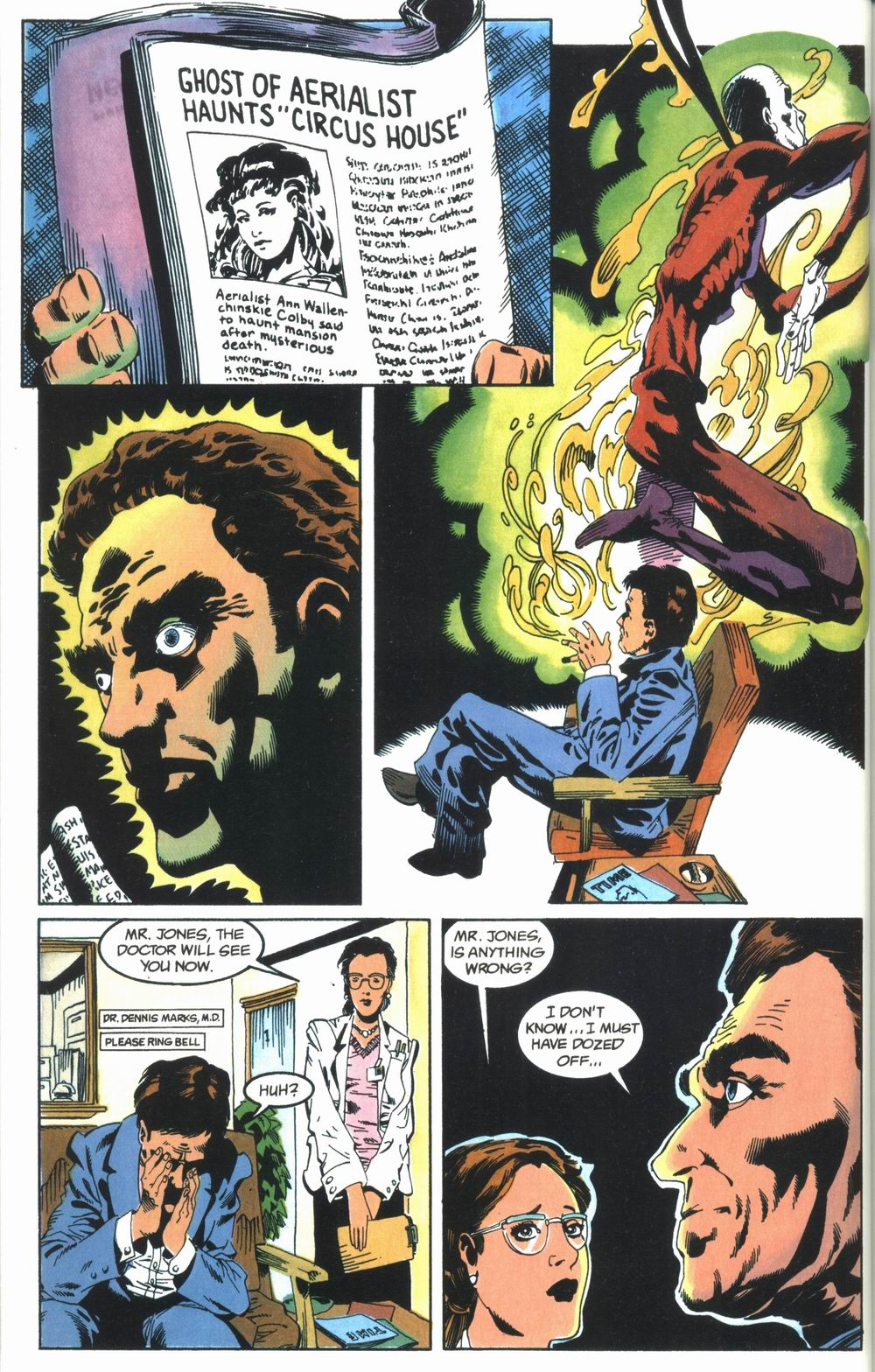 Read online Deadman: Love After Death comic -  Issue #1 - 4