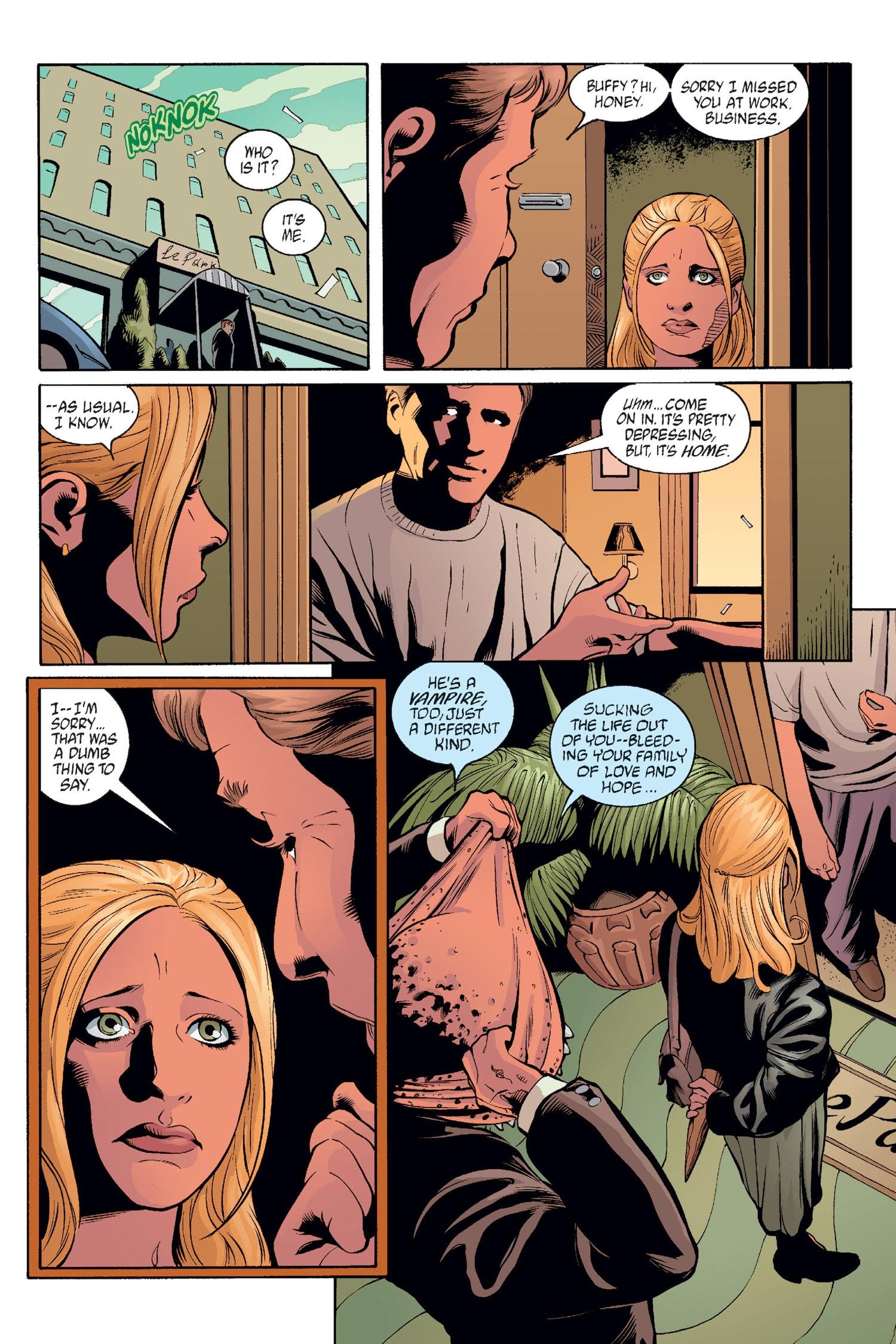 Read online Buffy the Vampire Slayer: Omnibus comic -  Issue # TPB 2 - 37