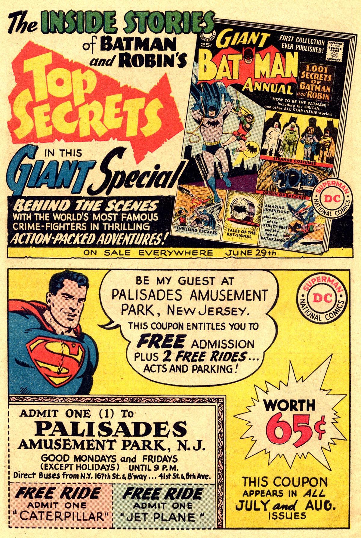 Read online Adventure Comics (1938) comic -  Issue #286 - 34