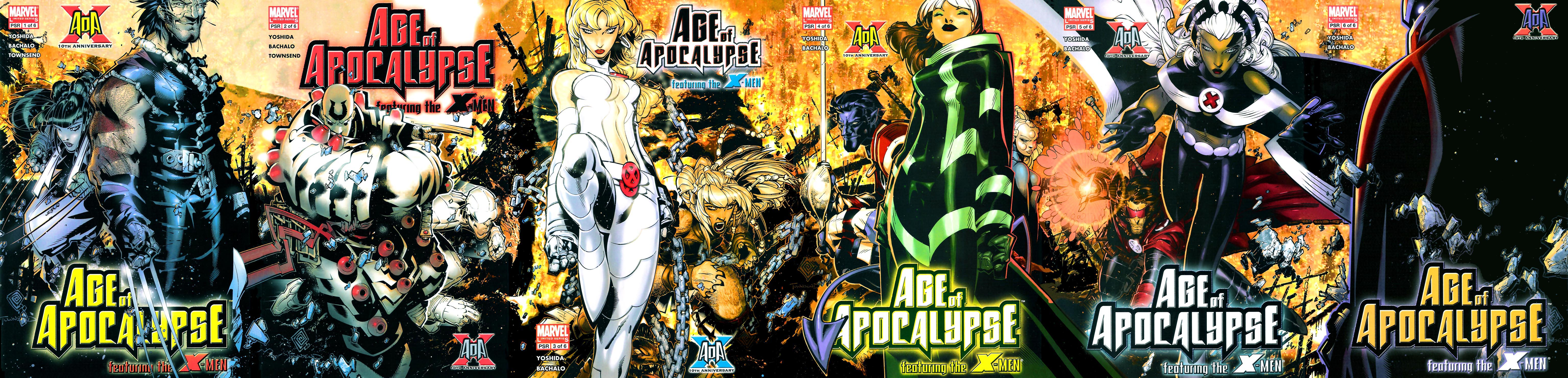 Age of Apocalypse (2005) 6 Page 1