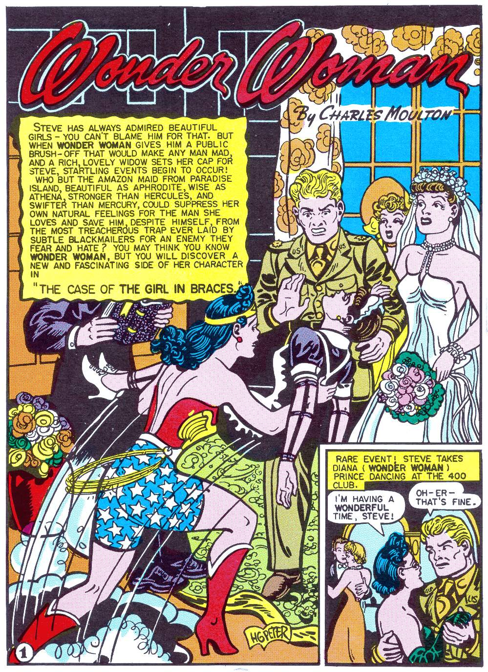 Read online Sensation (Mystery) Comics comic -  Issue #50 - 3