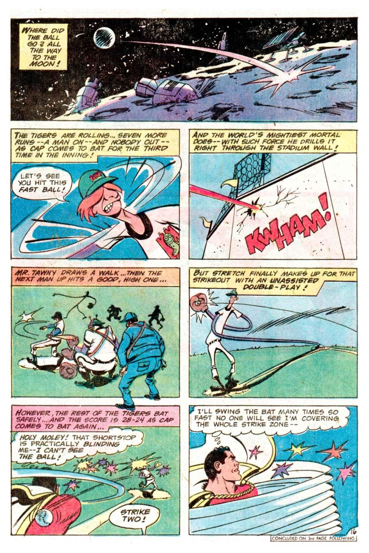 Read online Shazam! (1973) comic -  Issue #32 - 17