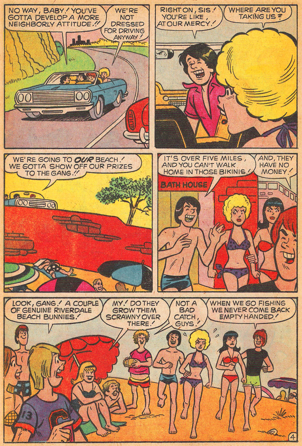 Read online Archie's Girls Betty and Veronica comic -  Issue #240 - 16