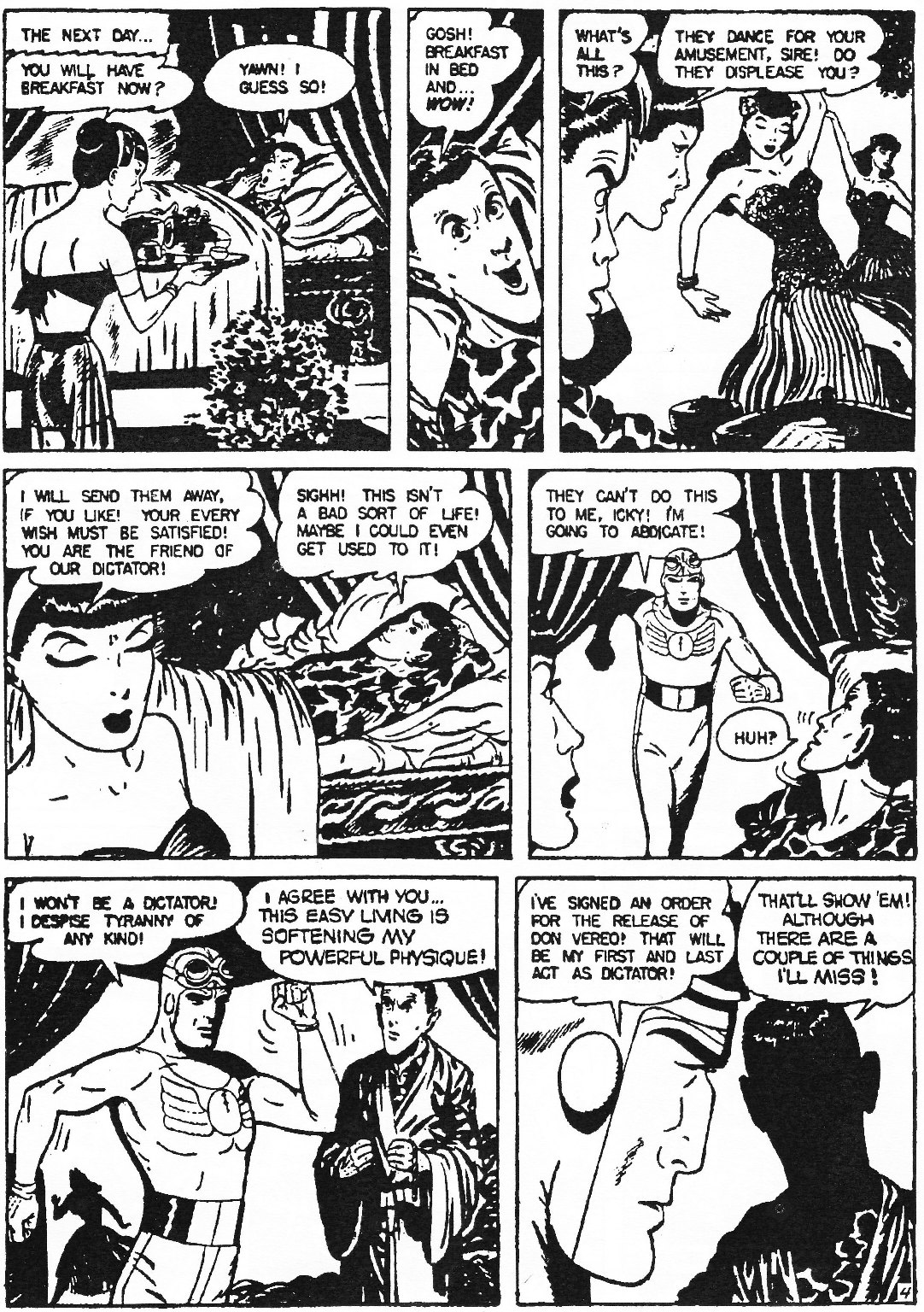 Read online Men of Mystery Comics comic -  Issue #70 - 22