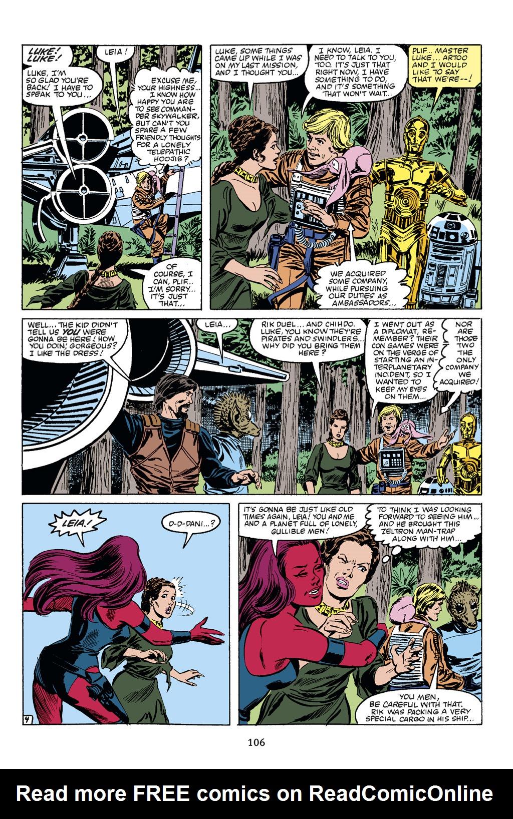 Read online Star Wars Omnibus comic -  Issue # Vol. 21 - 100