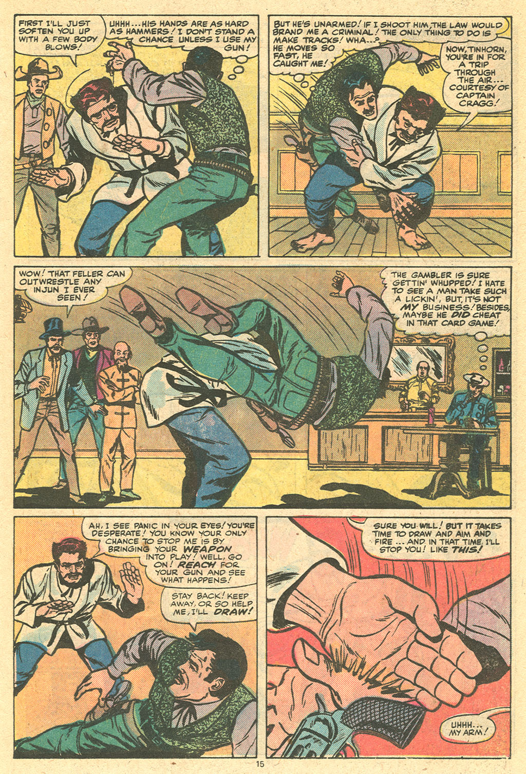 The Rawhide Kid (1955) issue 143 - Page 17