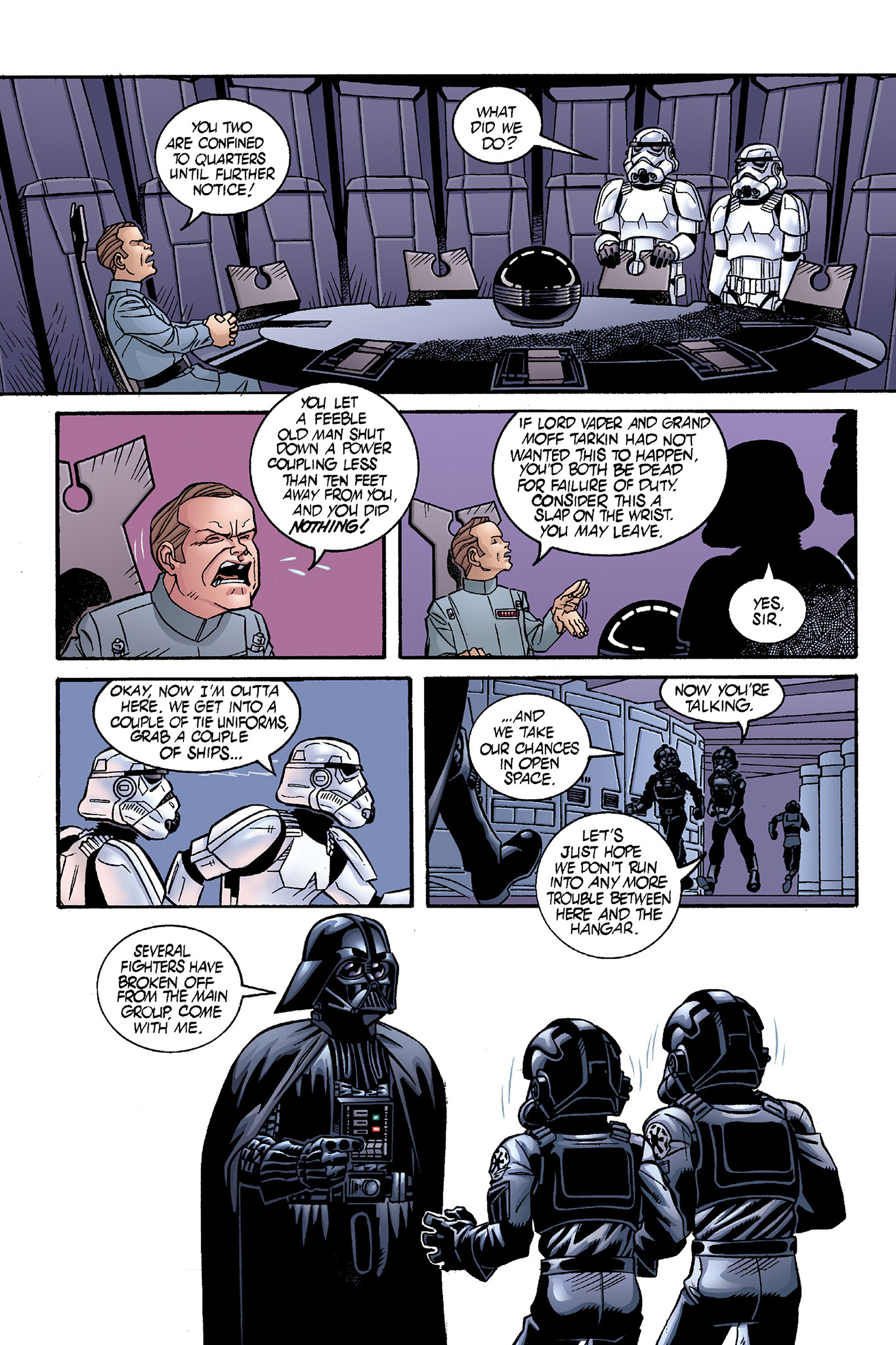 Read online Star Wars Omnibus comic -  Issue # Vol. 30 - 329