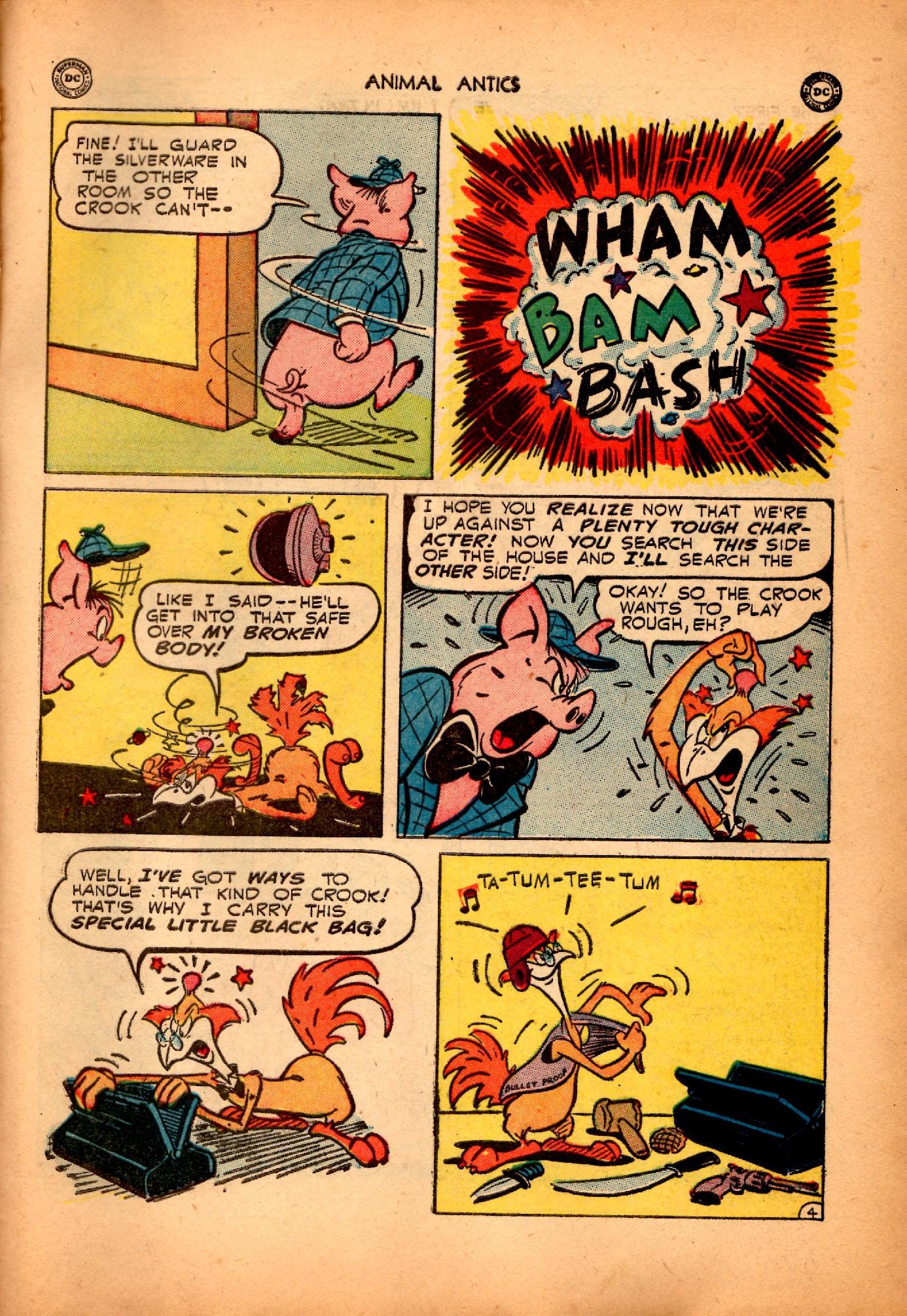 Read online Animal Antics comic -  Issue #25 - 41