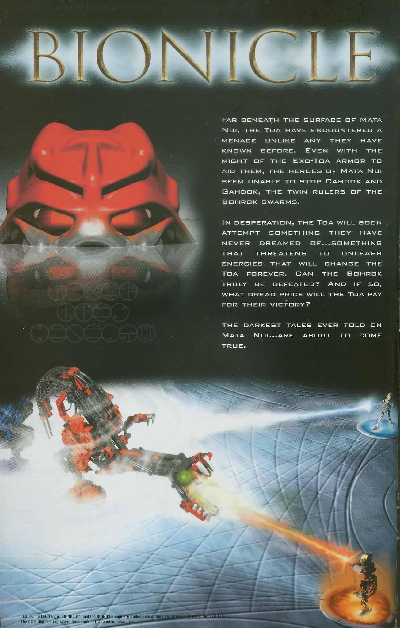 Bionicle 8 Page 2
