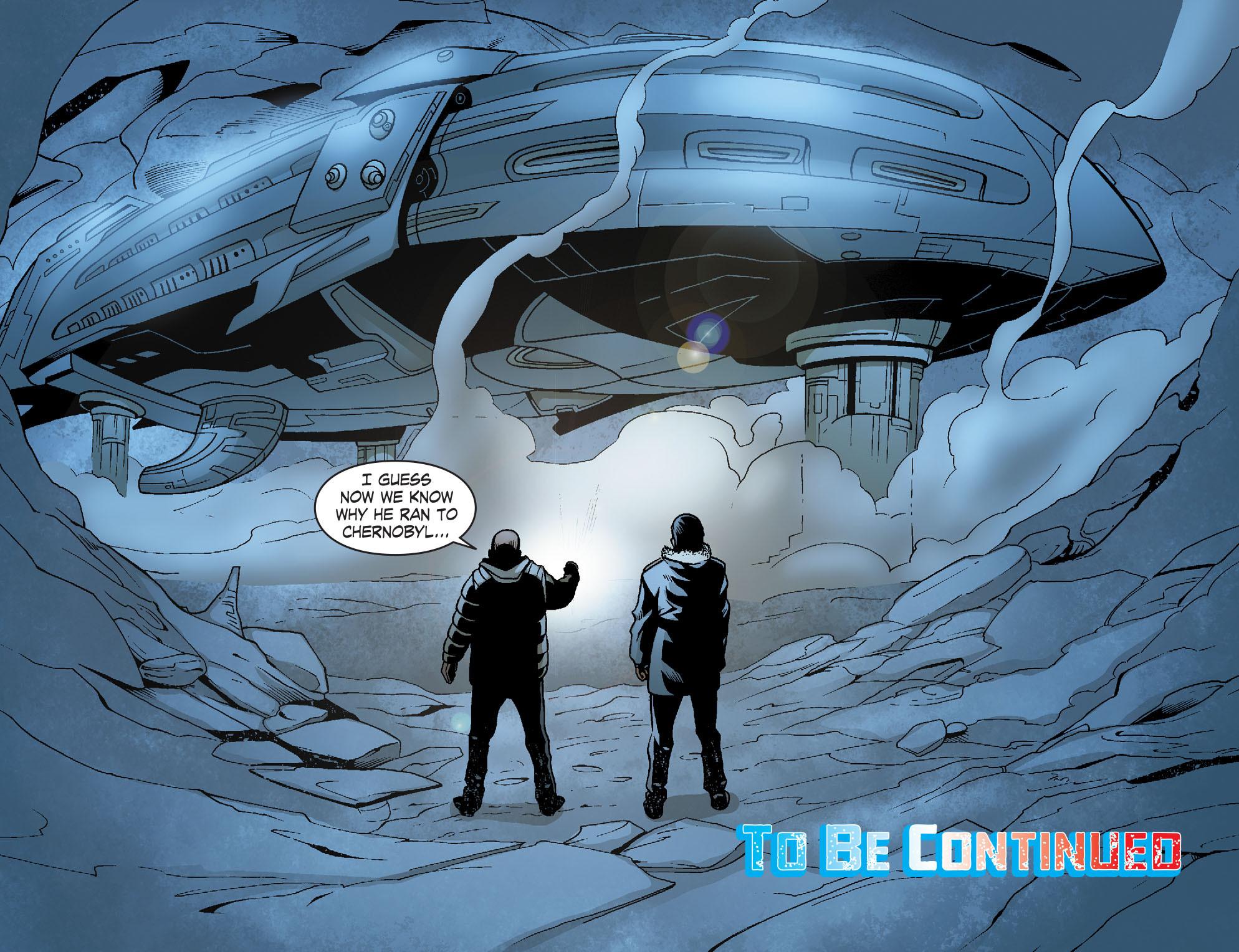 Read online Smallville: Alien comic -  Issue #7 - 22