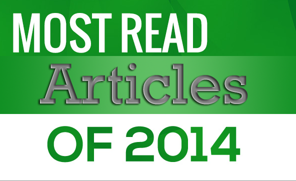 Most Read Articles of 2014