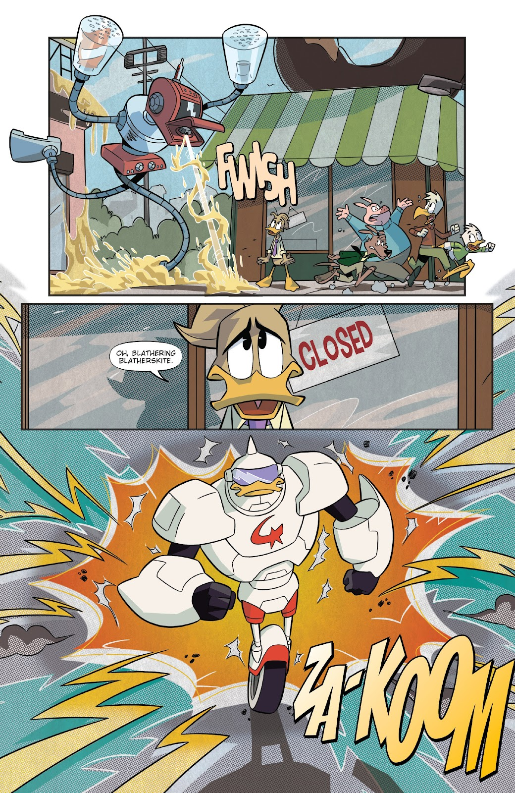 Read online Ducktales (2017) comic -  Issue #20 - 14