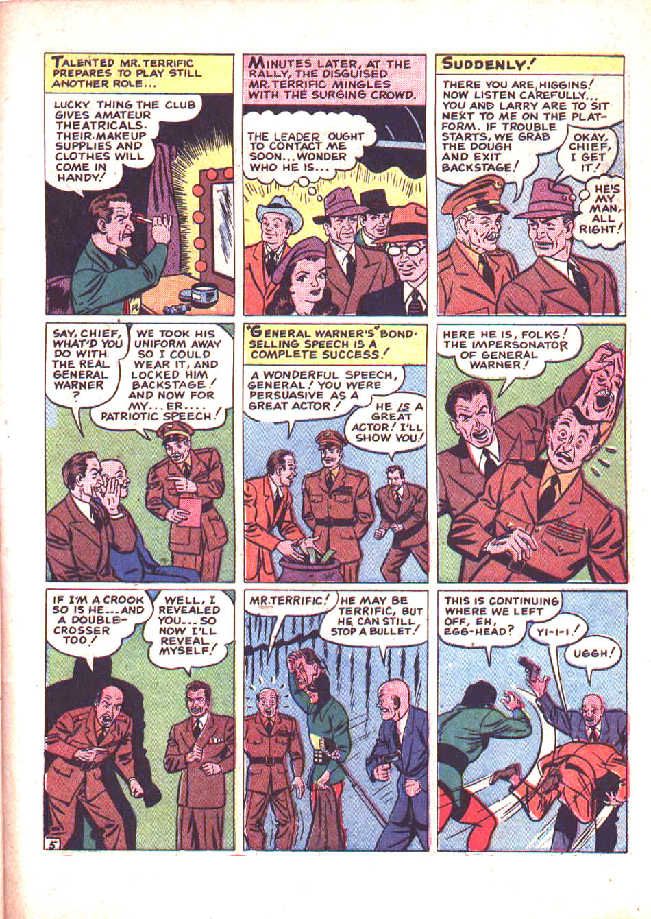 Read online Sensation (Mystery) Comics comic -  Issue #20 - 47