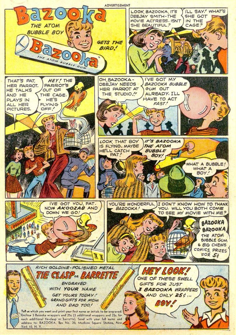 Read online Sensation (Mystery) Comics comic -  Issue #85 - 26