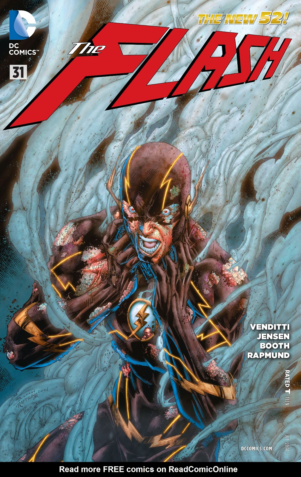 Read online The Flash (2011) comic -  Issue # _TPB 6 (Part 2) - 81