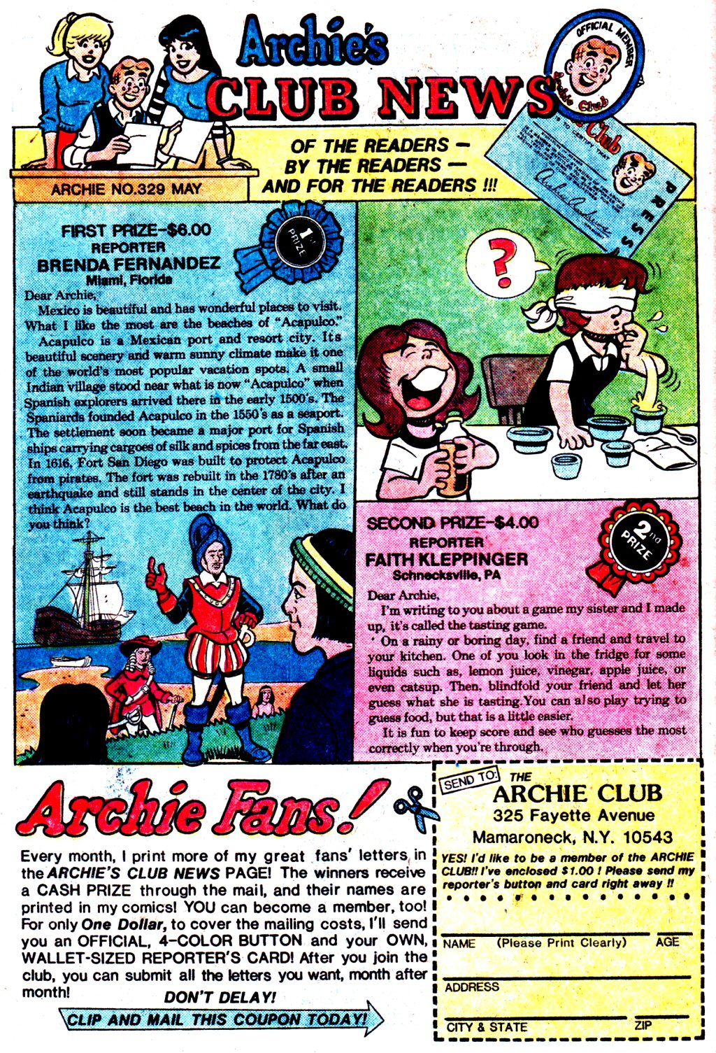 Read online Archie (1960) comic -  Issue #329 - 26
