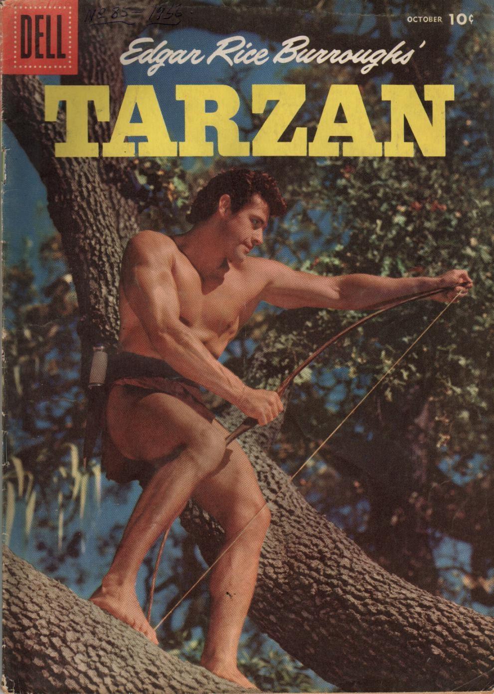 Tarzan (1948) issue 85 - Page 1