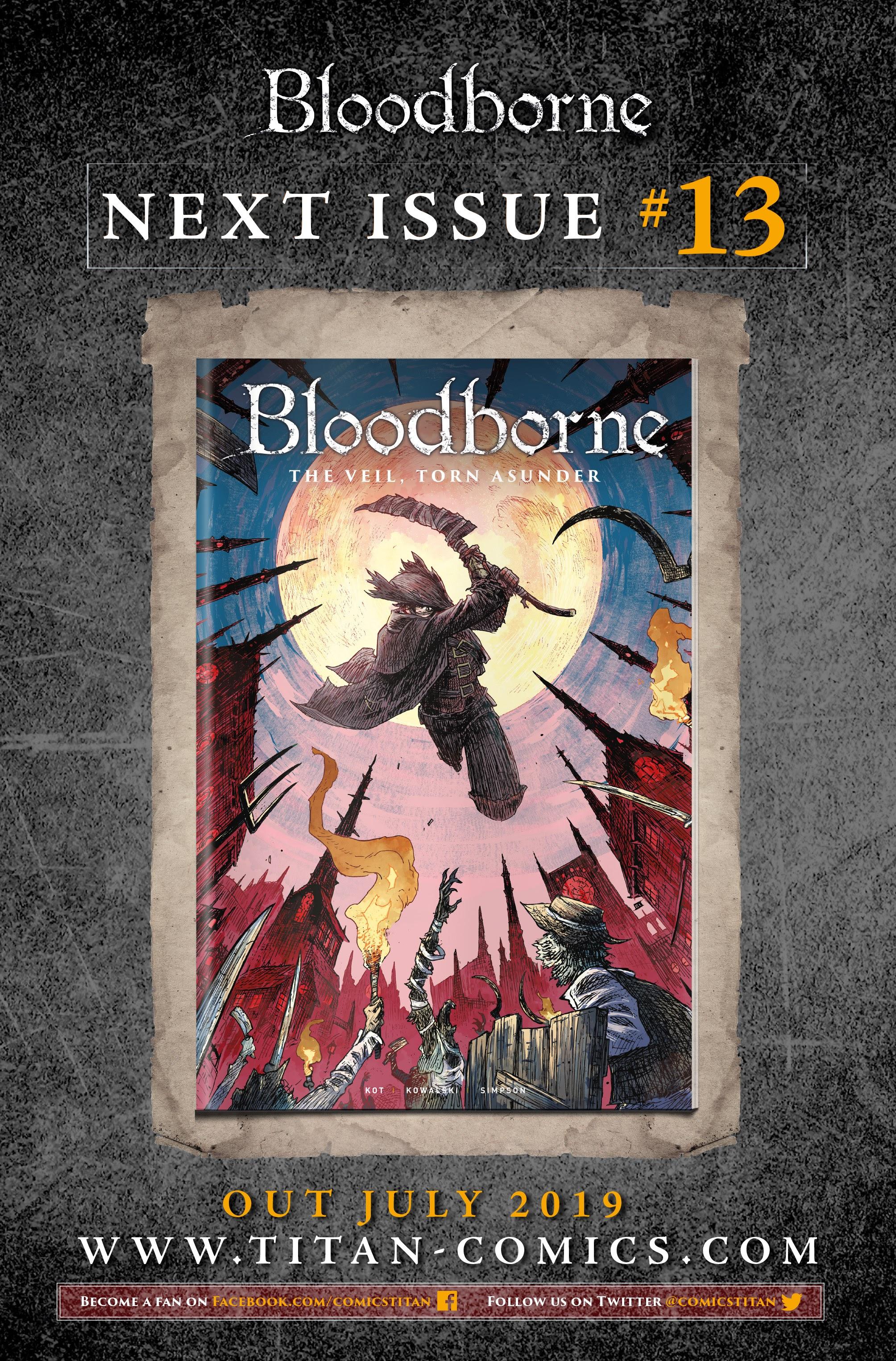 Bloodborne 12 Page 28