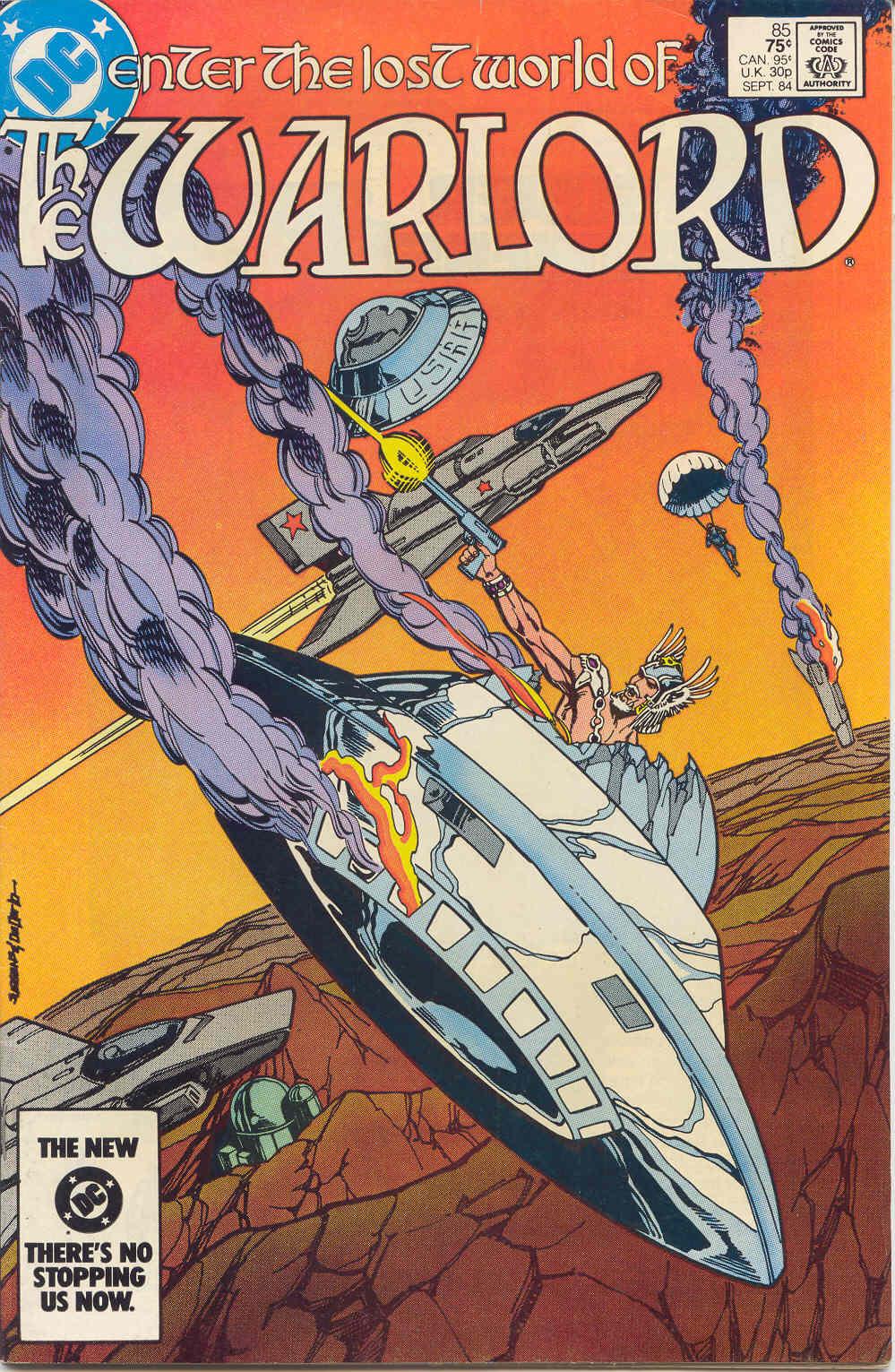 Warlord (1976) 85 Page 1