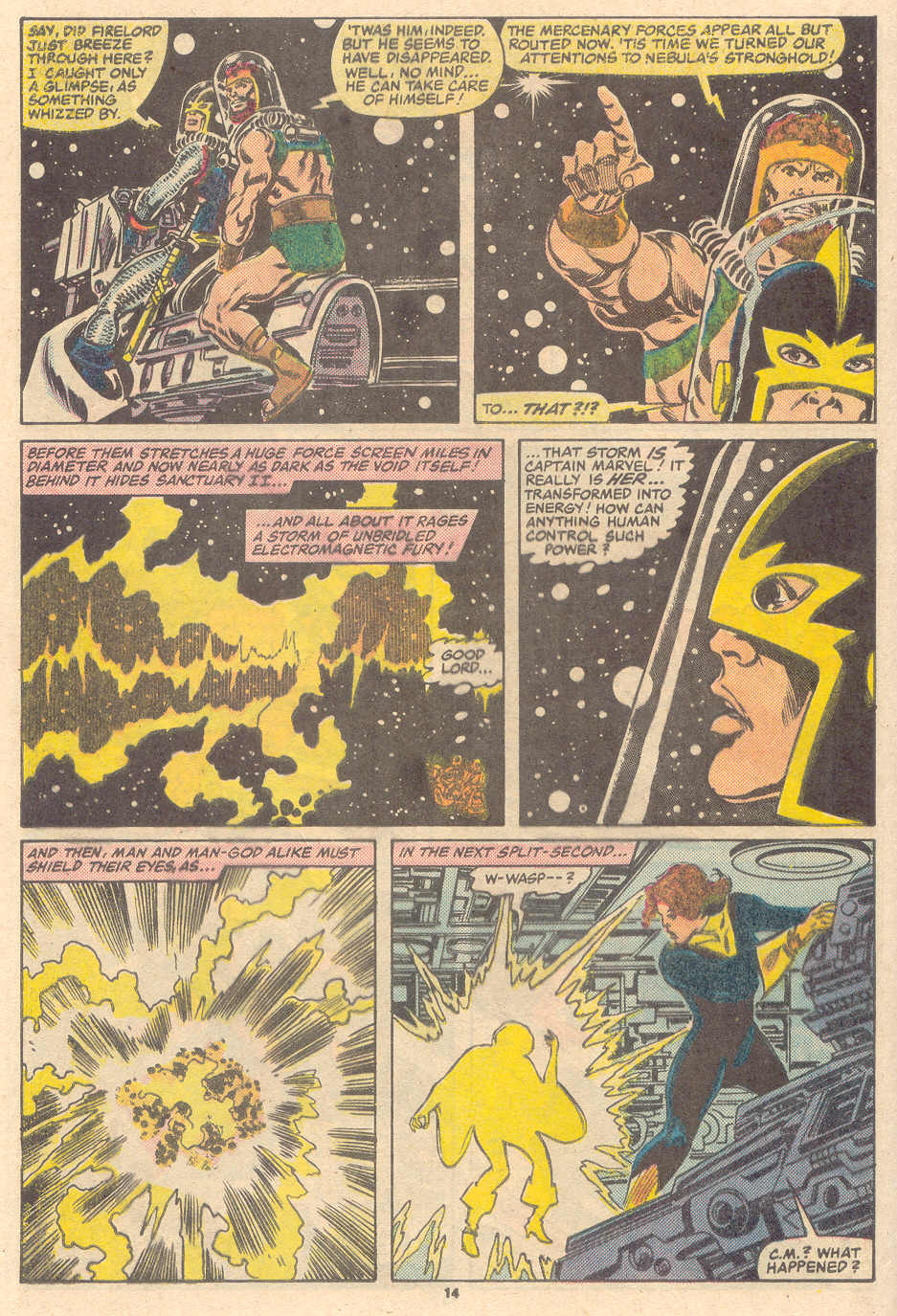 The Avengers (1963) 260 Page 14