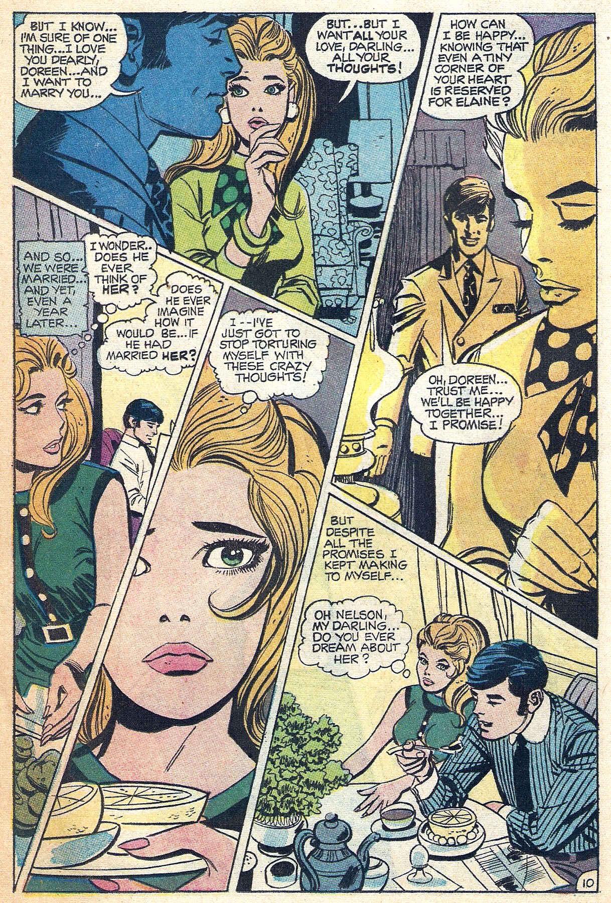 Read online Secret Hearts comic -  Issue #140 - 12