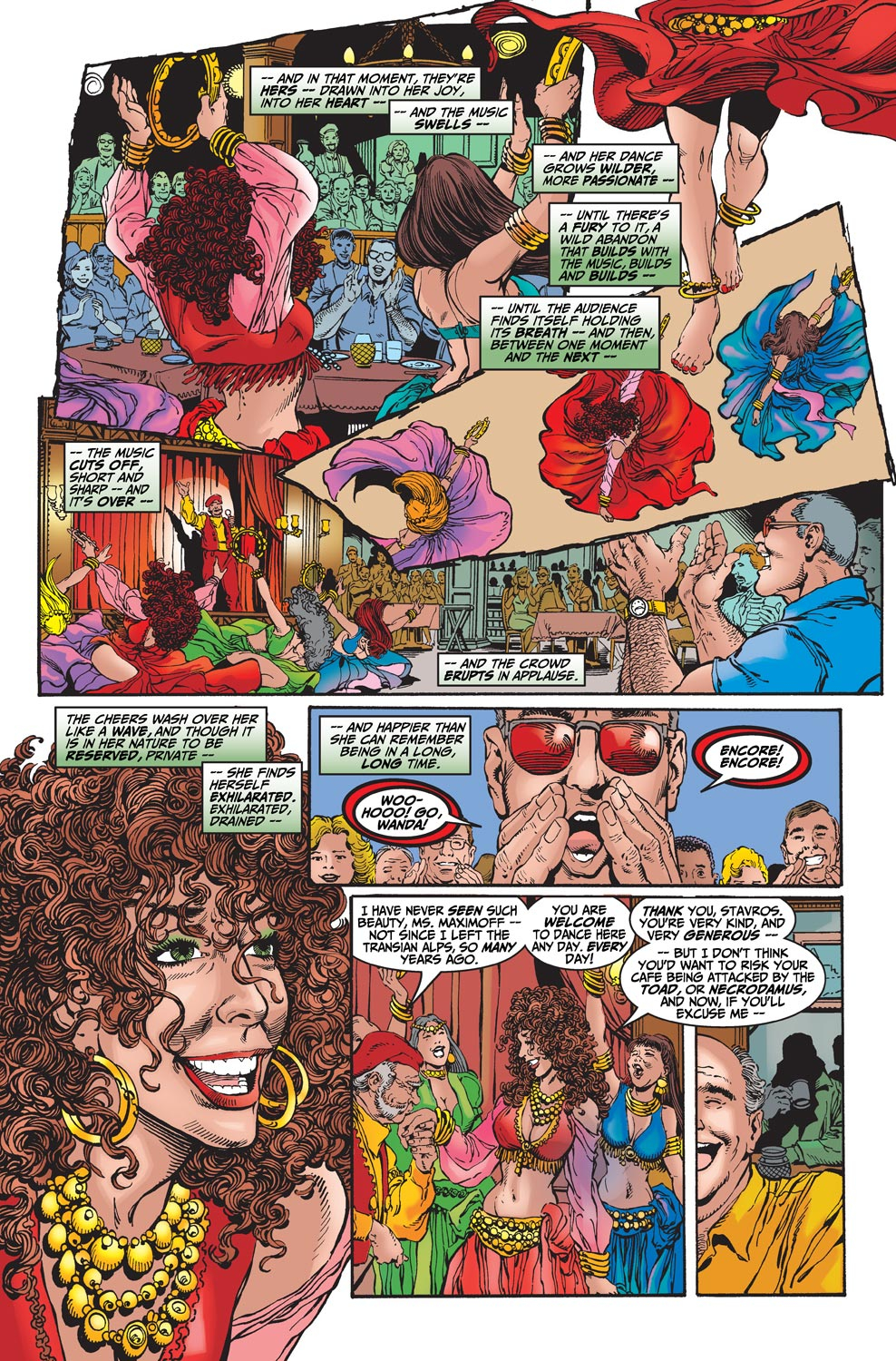 Read online Avengers (1998) comic -  Issue #19 - 7
