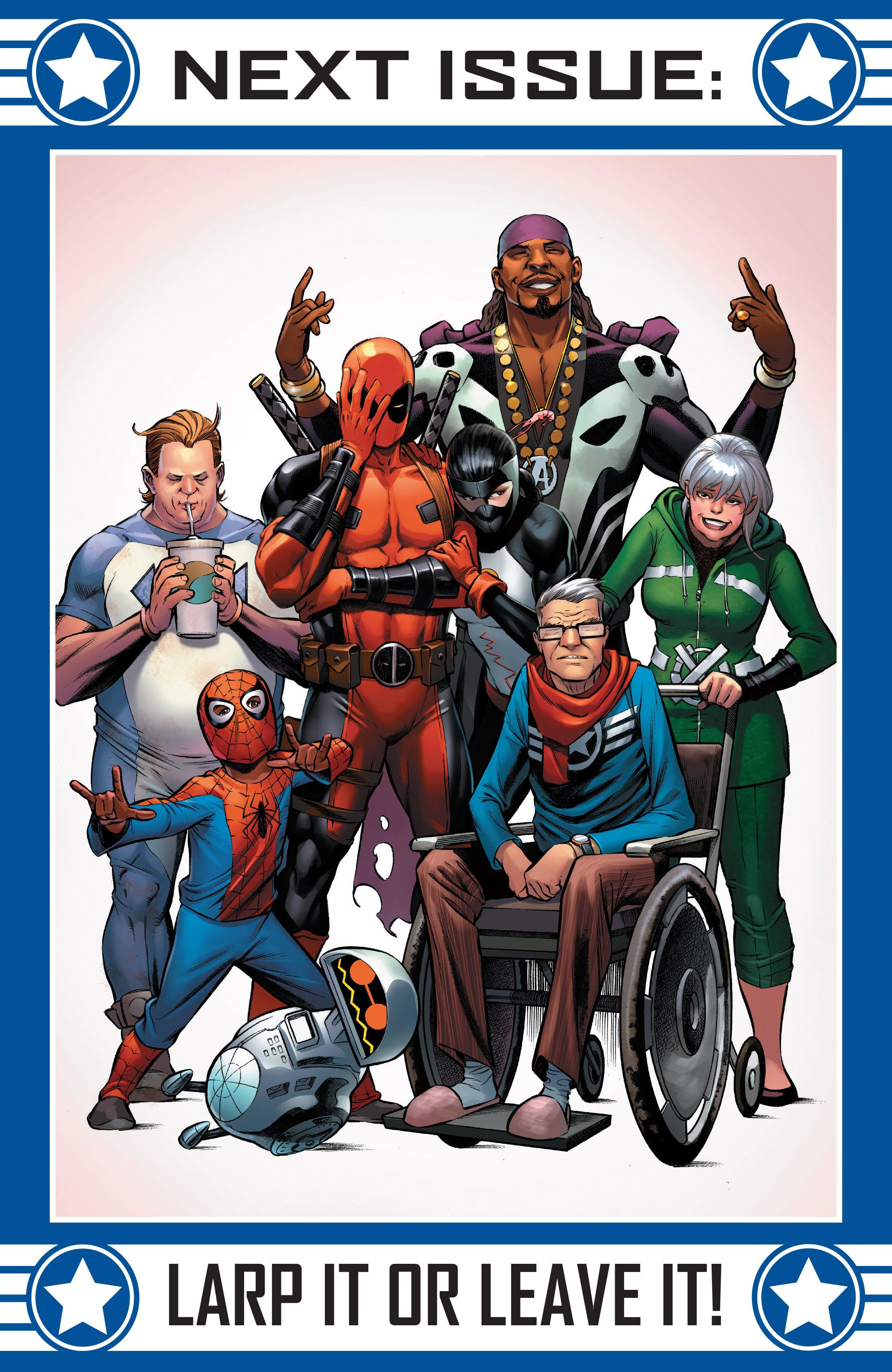 Read online Uncanny Avengers [II] comic -  Issue #5 - 23