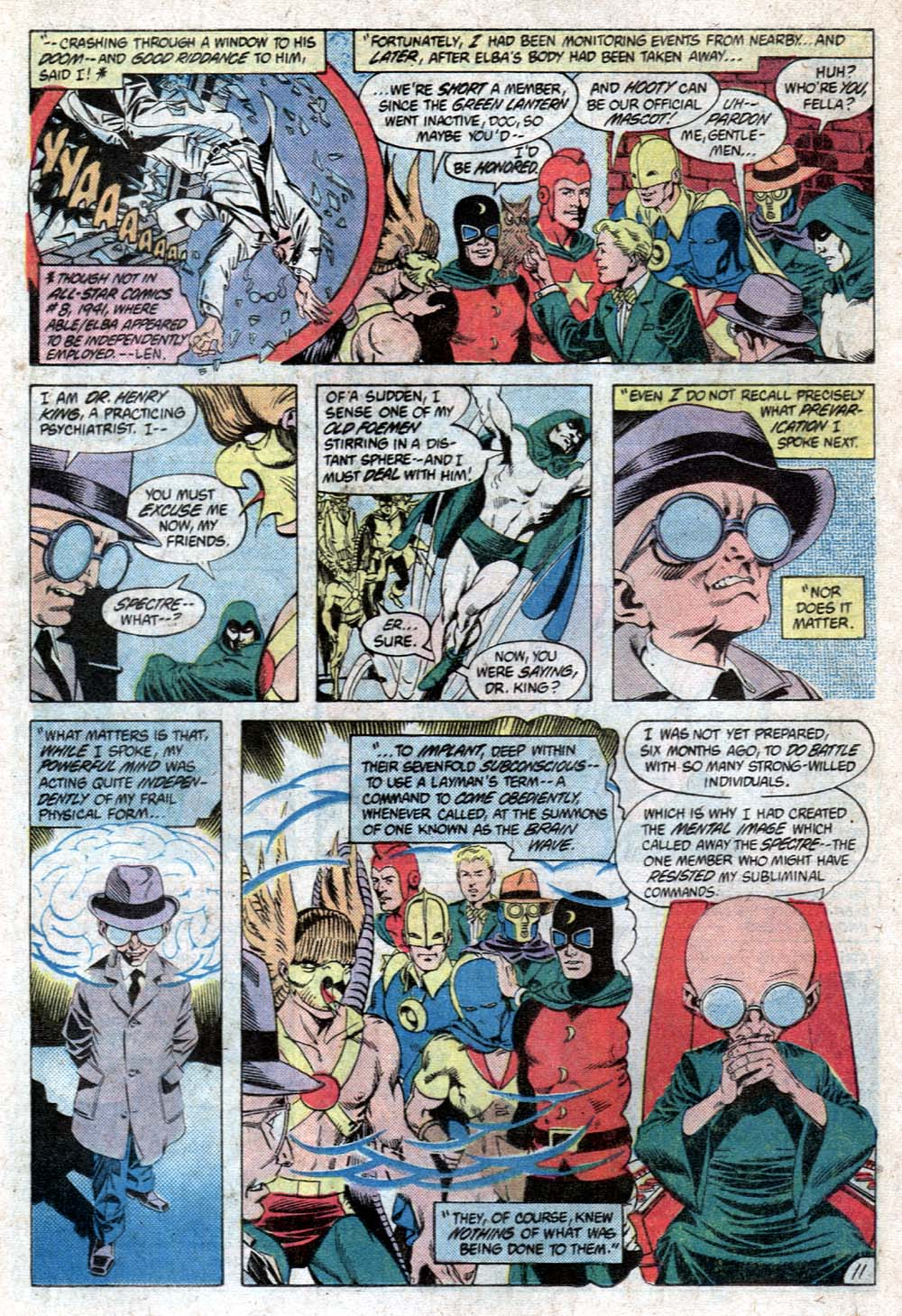 Read online All-Star Squadron comic -  Issue #20 - 14