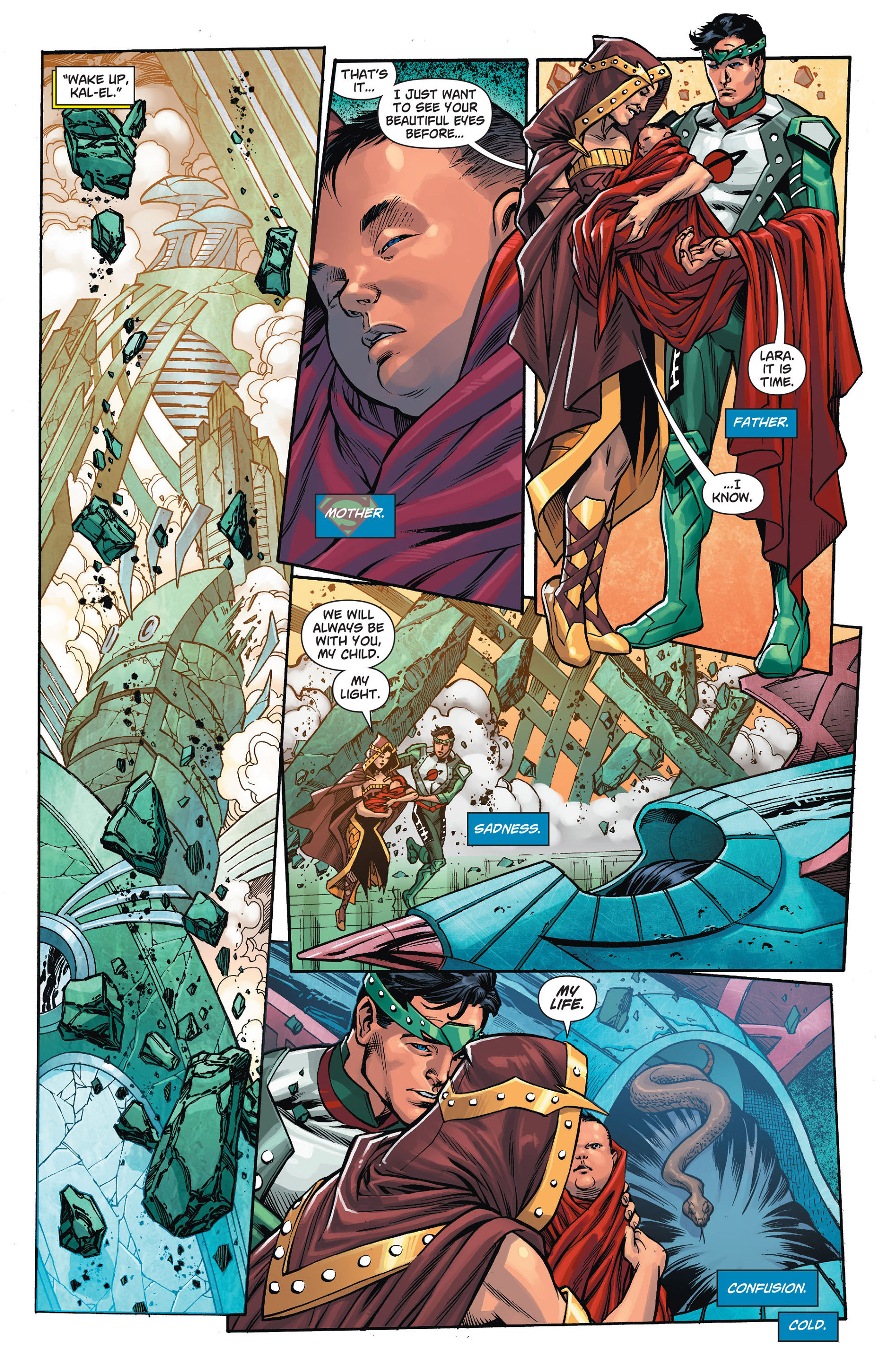 Read online Action Comics (2011) comic -  Issue #24 - 20