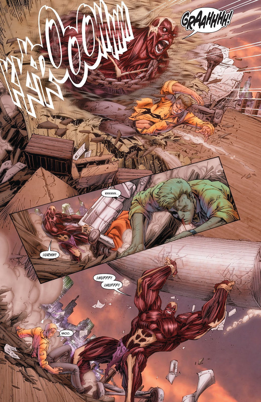 Read online The Flash (2011) comic -  Issue # _TPB 6 (Part 2) - 12