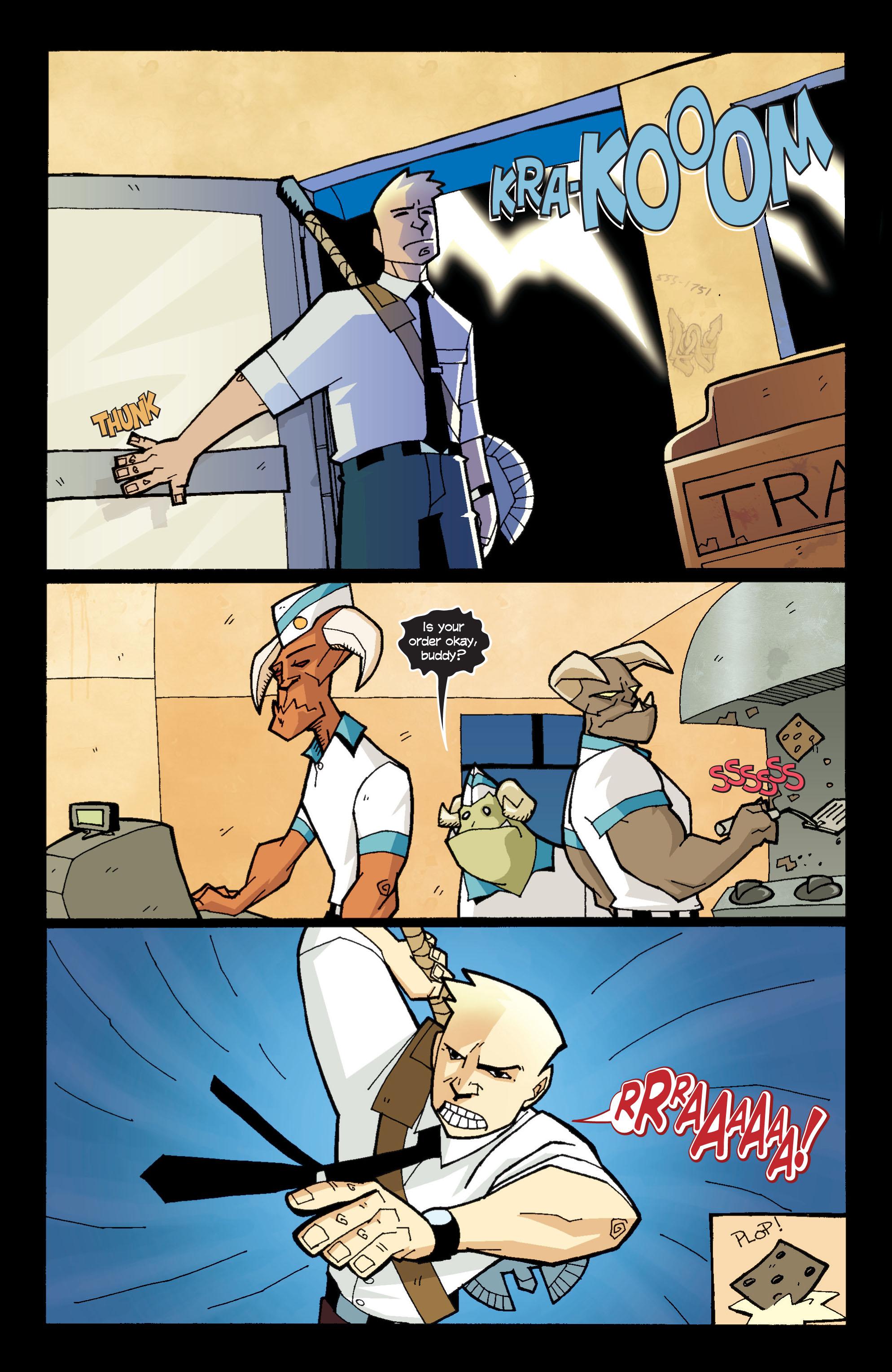 Read online Killer Of Demons comic -  Issue #1 - 24