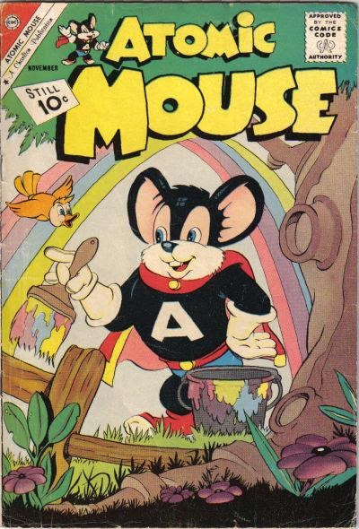 Atomic Mouse issue 45 - Page 1