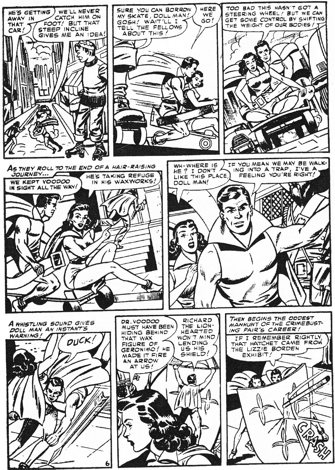 Read online Men of Mystery Comics comic -  Issue #82 - 65