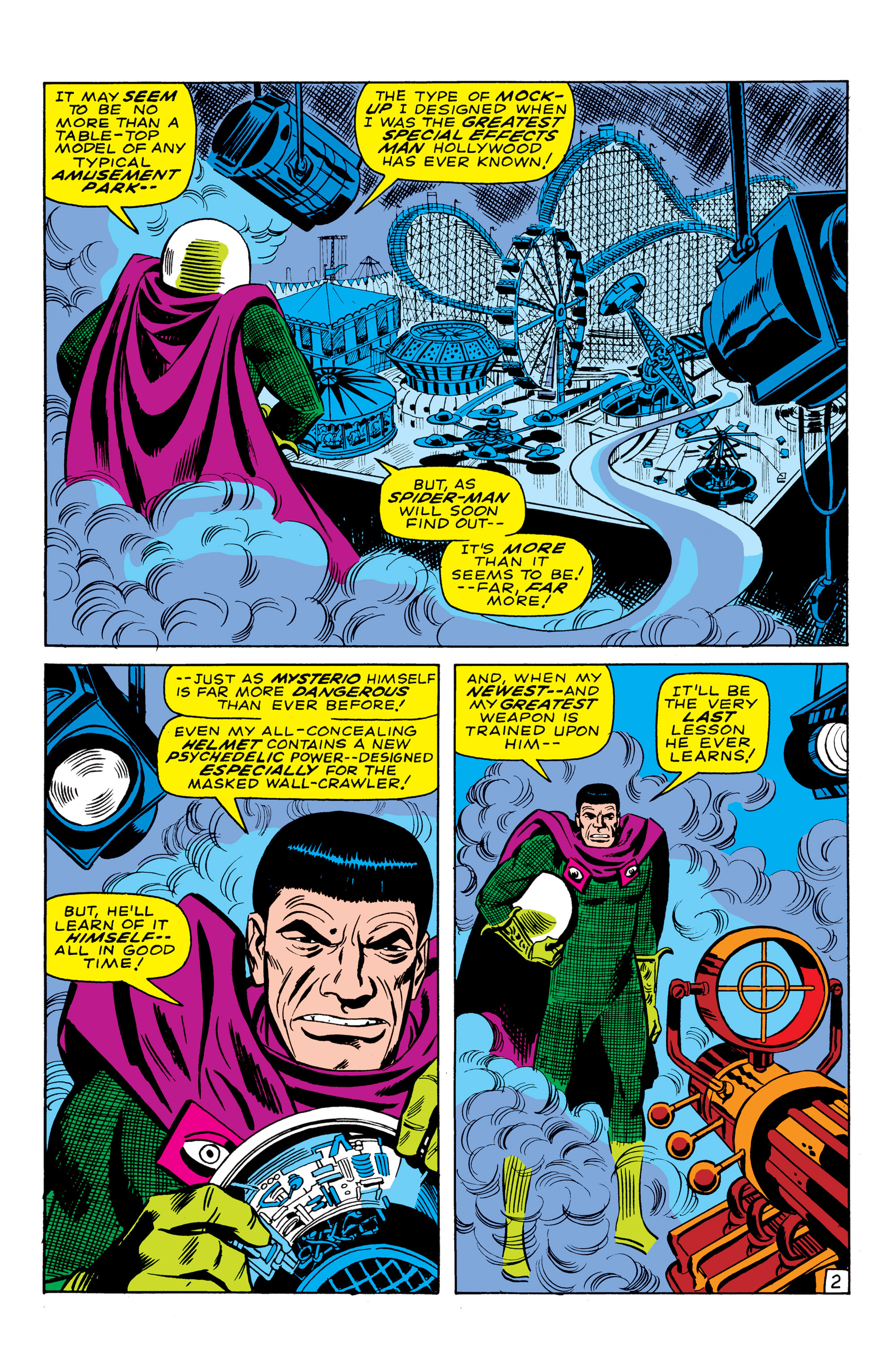 The Amazing Spider-Man (1963) 66 Page 2