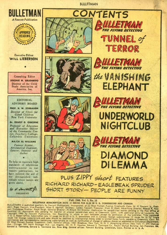 Bulletman issue 16 - Page 2
