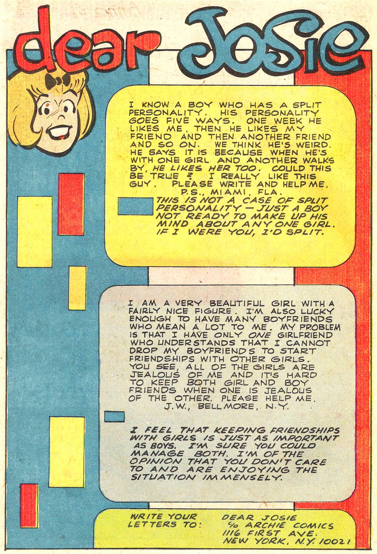 Read online She's Josie comic -  Issue #95 - 26