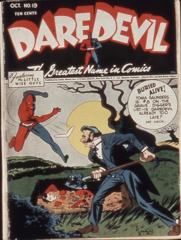 Daredevil (1941) 19 Page 1