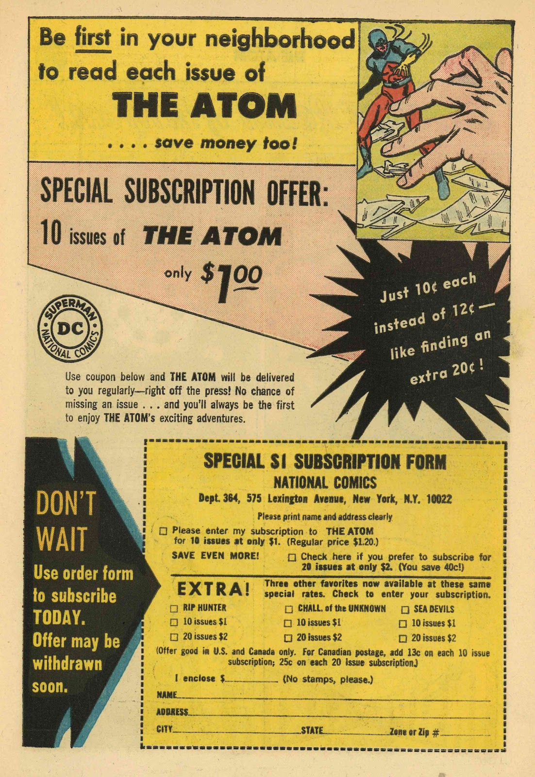 The Atom issue 12 - Page 11