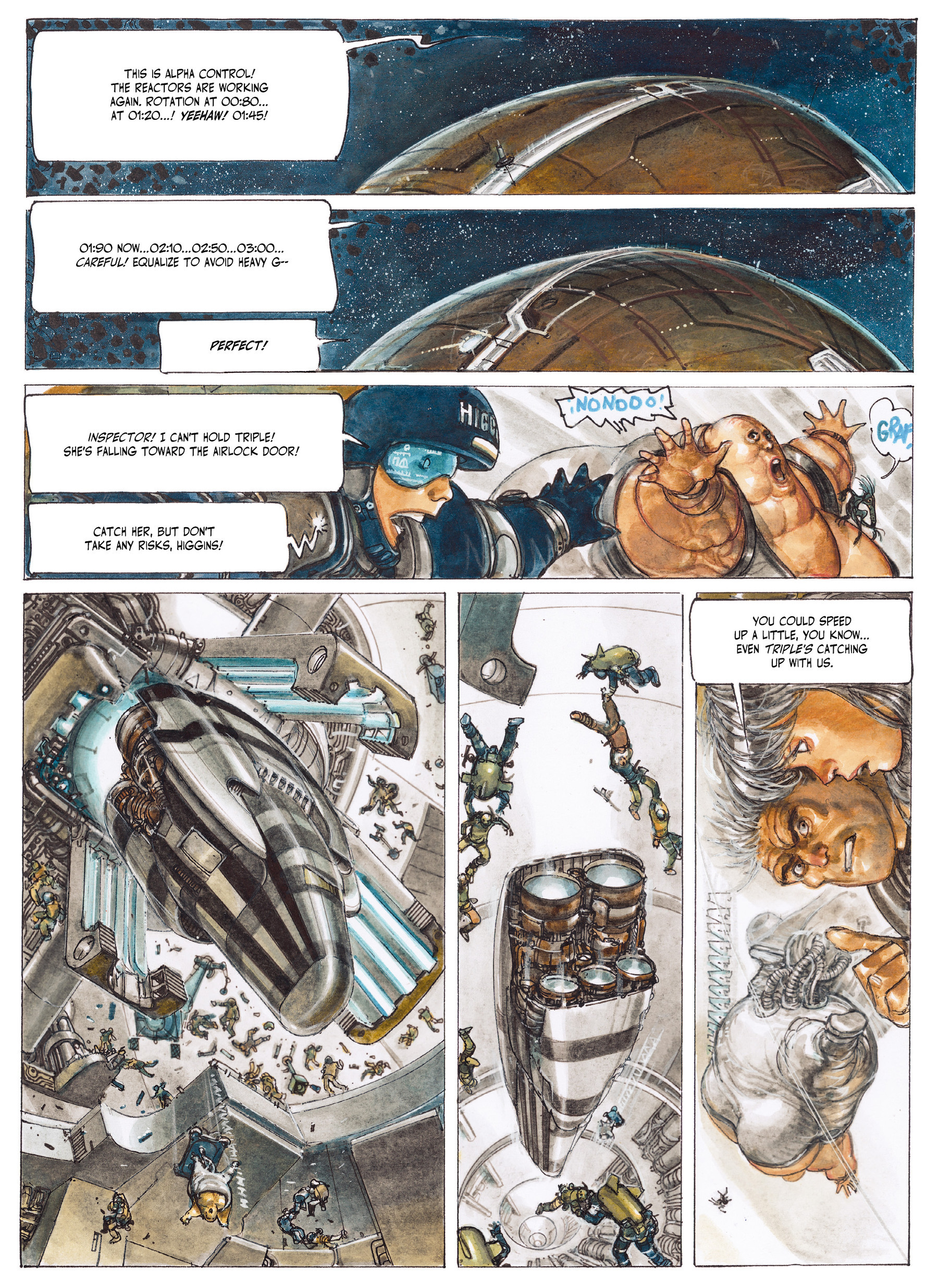 Read online The Fourth Power comic -  Issue #2 - 60